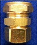 FGP-22x22mm Tracpipe 22mm Compression Fitting For DN22 Trac