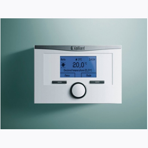 0020124482 Vaillant VRT350F RF Wireless Programmable Room Thermostat