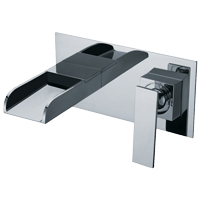Cascata Bathroom Tap Collection