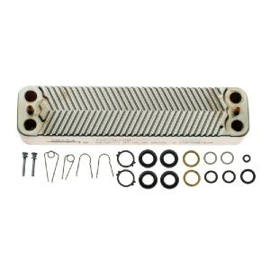 87161066850 Worcester Greenstar 30CDi RSF Combi Heat Exchanger