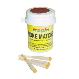 Regin REGS07 Smoke Matches Tub Of 25