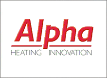 Alpha 6.5617441A Ocean Main Heat Exchanger & seal kit (inc a)