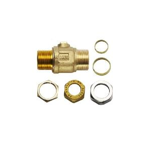 87161424100 Worcester 24i RSF 18mm - 22mm Isolating Valve