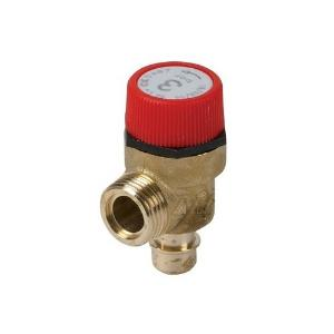 61020933 Chaffoteaux Pressure Relief Valve COMBI's All MODEL