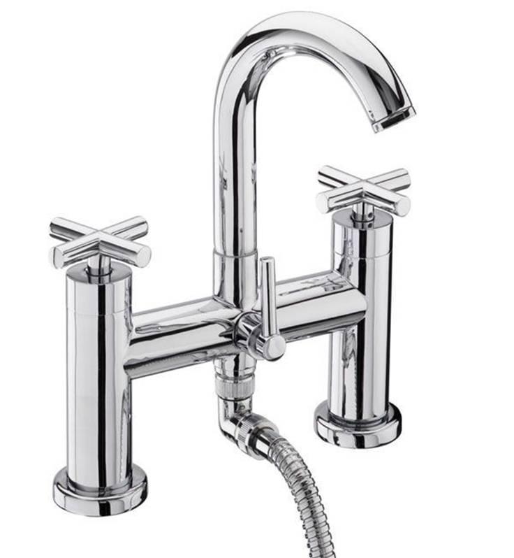 Cheap Tre Mercati Maverick Pillar Mounted Bath Shower