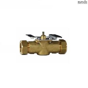 Sunvic EML3454 22mm 2 Port Valve Body