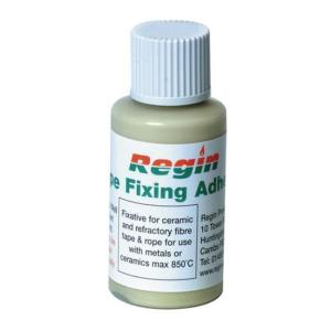 Regin REGY25 Glass Yarn Fixative 30ml + Brush