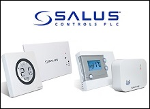 Salus Wireless RF Thermostats
