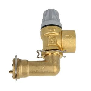 190732 Vaillant Pressure Relief Safety Valve