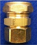 FGP-32x35mm Tracpipe 35mm Compression Fitting For DN32 Trac