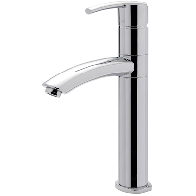 Pure Chrome Mono Kitchen Sink Mixer Tap