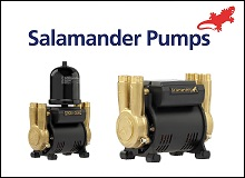 Salamander CT Force Pumps