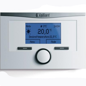 0020124498 Vaillant Time Clock 160 Digital Programmer