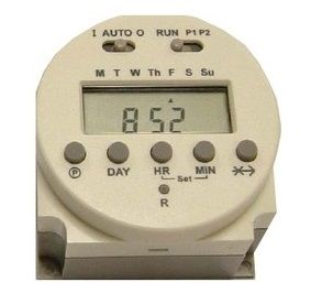 Baxi Avanta Digital Timer Clock Two Channel S62432C