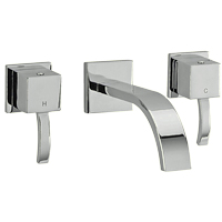 Arke Bathroom Tap Collection