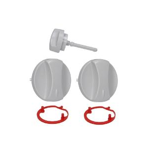 0020074963 Vaillant Control Knobs (Pack Of 3)