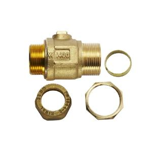 87161424360 Worcester 350 RSF 22mm Valve Bulkhead