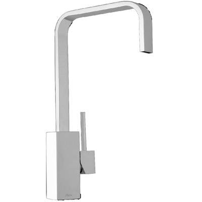 Dax Chrome Single Lever Mono Kitchen Sink Mixer Tap