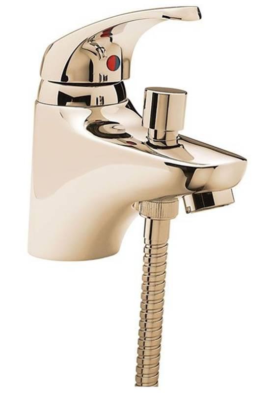 Bath Taps: Cheap Tre Mercati Modena Mono Bath Shower Mixer Tap With