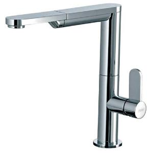 Gessi X-Sense Chrome Mono Kitchen Sink Tap