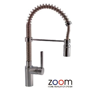 Abode Zoom Ratio Single Lever Mono Kitchen Sink Tap ZP1058