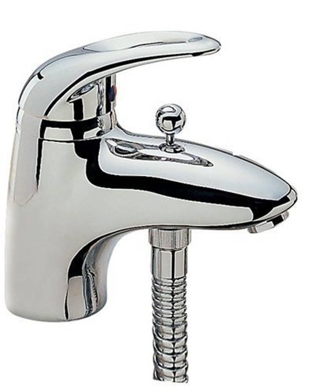 Cheap Tre Mercati Latina Mono Bath Shower Mixer Tap With