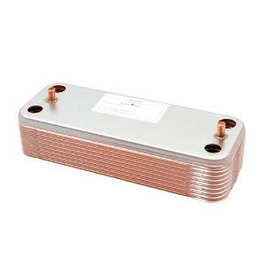 998483 Ariston Microgenus 27 MFFI DHW Domestic Hot Water Heat Exchanger