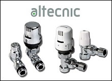 Altecnic Radiator Valves