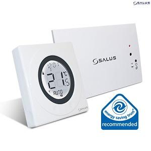 Salus ST620VBC Digital Programmable Room Thermostat & RF Boiler Control
