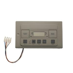 77161920070 Worcester Twin Channel Programmer Clock
