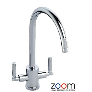Abode Zoom Atlas Monobloc Kitchen Sink Tap ZP1044