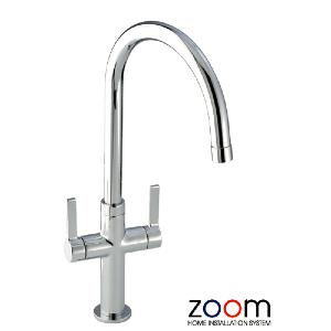 Abode Zoom Linear Style Mono Kitchen Sink Tap ZP1067