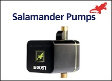 Salamander Mains Boost Pumps