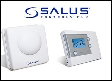 Salus Room Thermostats