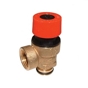 Alpha 1.011126 Ocean Safety Pressure Relief Valve CB CD SY