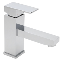 Edge Bathroom Tap Collection