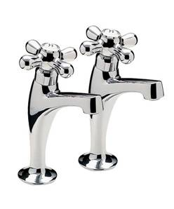 Tre Mercati Series 900 Crosshead High Neck Pillar Taps -