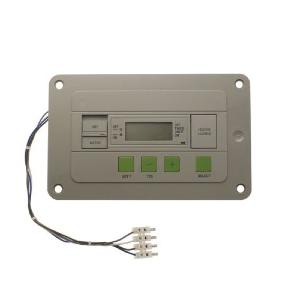 77161920080 Worcester 240 RSF Electronic Time Clock