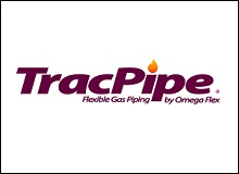 TracPipe Semi Rigid Flexible Gas Piping by Omega Flex