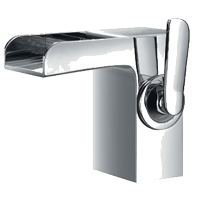 Cascade Bathroom Tap Collection