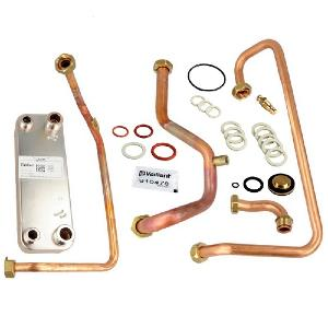 065034 Vaillant VCW GB 282EH Domestic Hot Water Heat Exchanger Conversion kit