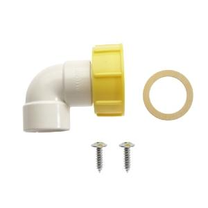 87161070290 Worcester Greenstar 30Si RSF Combi Elbow Assembly For Siphon Outlet (Before FD886)