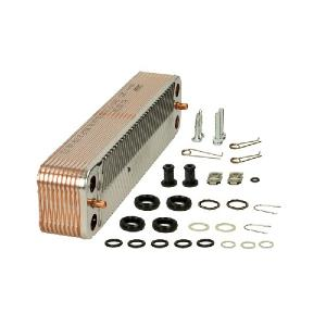 87161082120 Worcester Greenstar 37CDi RSF Combi Plate Heat Exchanger