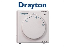 Drayton Room Thermostats