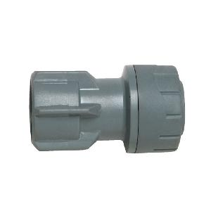 "Polyplumb PB2715 15mm x 1/2"" Hand Tighten Tap Connector"