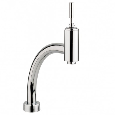 Design DE119BDC Chrome Mono Kitchen Sink Mixer