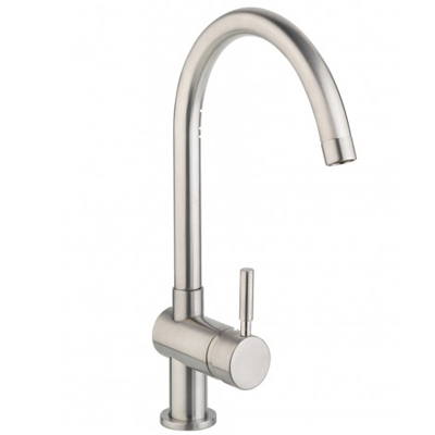 Design DE119FDS Stainless Steel Kitchen Sink Mixer Tap