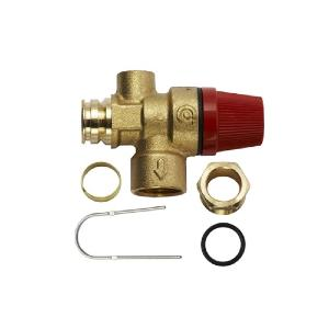87161424220 Worcester Highflow 400 Electronic RSF Pressure Relief Valve