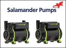 Salamander CT Xtra Pumps
